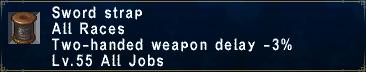 Sword Strap