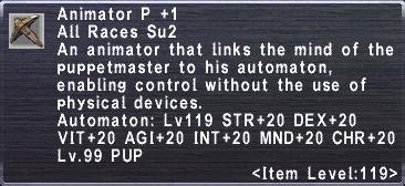 Animator P +1