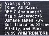 Ayanmo Corazza +2 Set