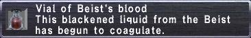Beist's Blood