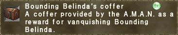 Belinda's Coffer