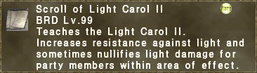 Light Carol II