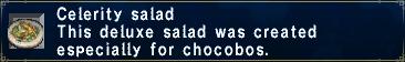 Celerity Salad