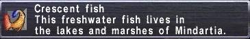 Crescent Fish