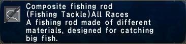 Composite Fishing Rod
