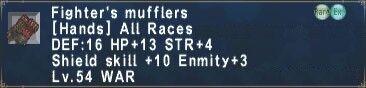 Fighter's Mufflers