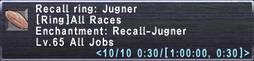 Jugner Ring