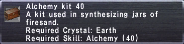 Alchemy Kit 40