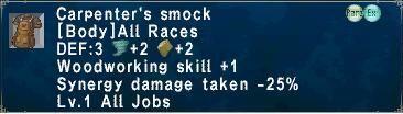 Carpenter's Smock