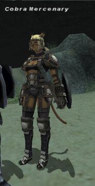 Cobra Mercenary