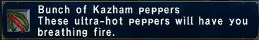 Kazham Peppers