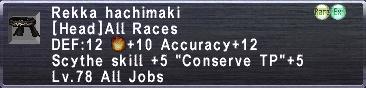 Rekka Hachimaki