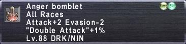 Anger Bomblet