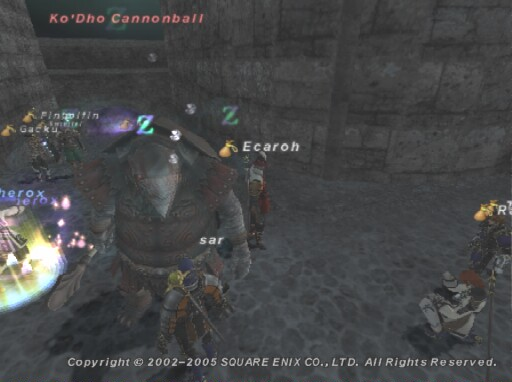 Ko'Dho Cannonball