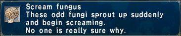 Scream Fungus