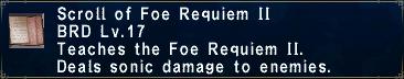 Foe Requiem II