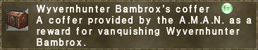 Bambrox's Coffer