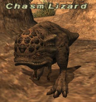 Chasm Lizard