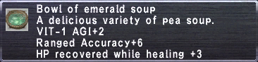 Emerald Soup