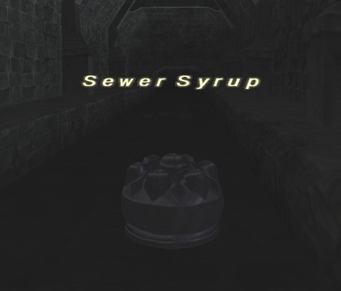 Sewer Syrup