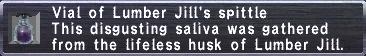 Jill's Spittle
