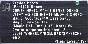 Artsieq Boots