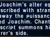 Cipher: Joachim