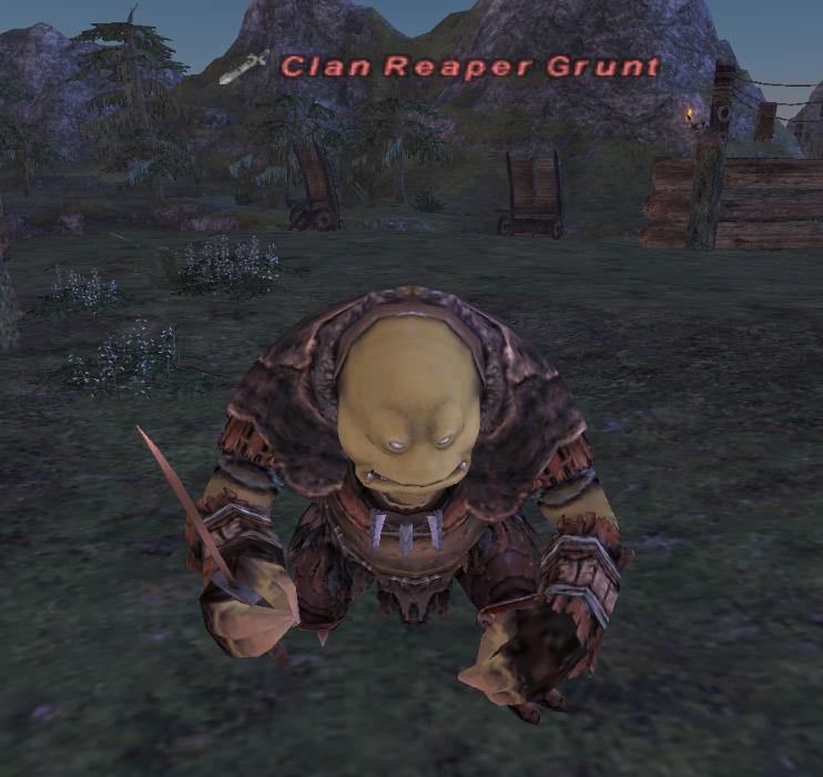 Clan Reaper Grunt
