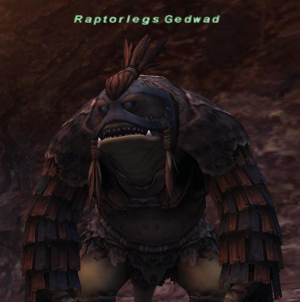 Raptorlegs Gedwad