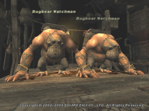 Bugbear Watchman