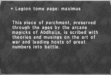 Legion tome page maximus.jpg
