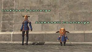 Linkshell Concierge