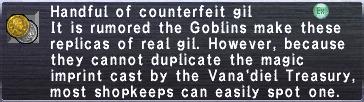 Counterfeit Gil