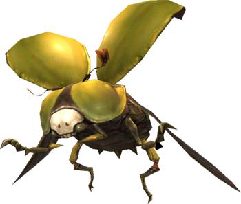 Gold Ladybug (MON)