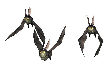 Bat Trio (MON)