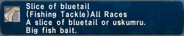 Slice of Bluetail