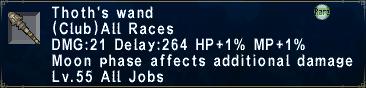 Thoth's Wand