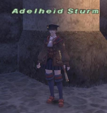 Adelheid Sturm