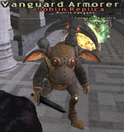 Vanguard Armorer