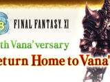 Return Home to Vana'diel Campaign