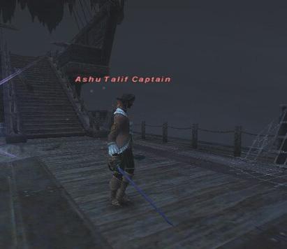 Ashu Talif Captain