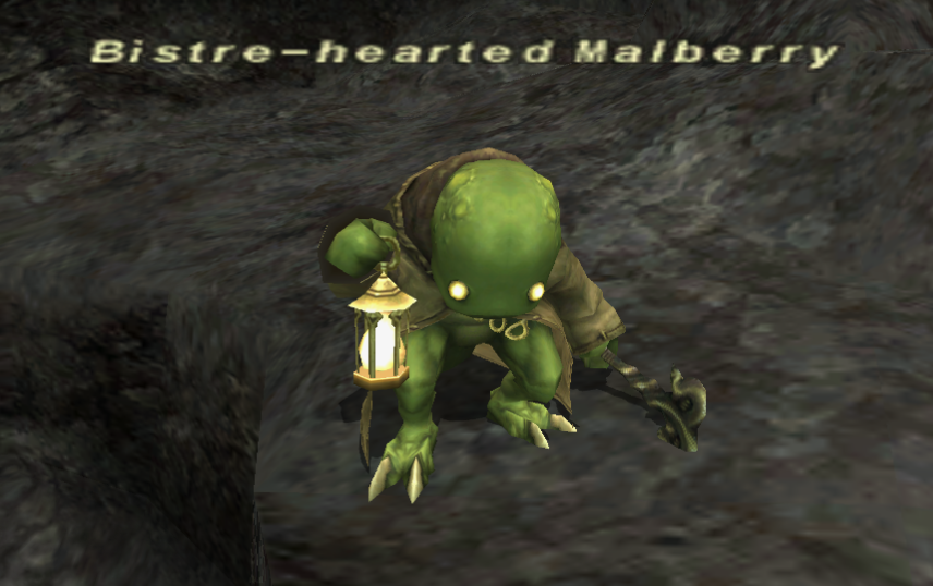 Bistre-hearted Malberry