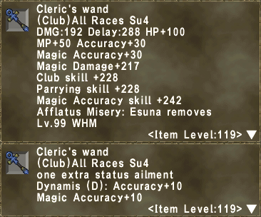 Cleric's Wand