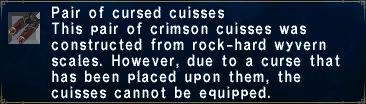 Cursed Cuisses