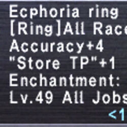 Ecphoria Ring