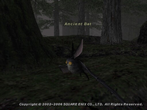 Ancient Bat
