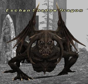 Eschan Shadow Dragon
