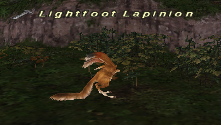 Lightfoot Lapinion