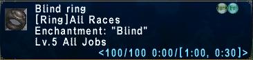 Blind Ring
