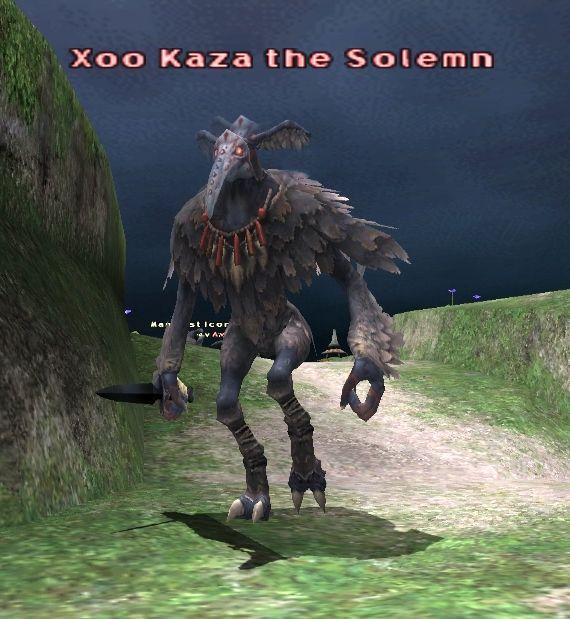 Xoo Kaza the Solemn
